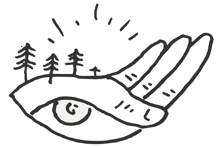 Hipcamp Hand