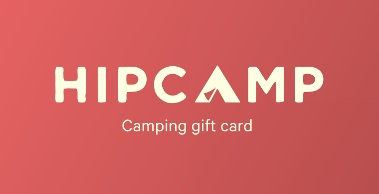Hipcamp Gift Cards