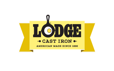 Logo lodge cast iron